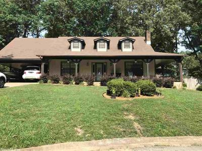 White Hall AR Single Family Home For Sale: $169,900