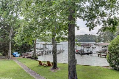 Garland County Single Family Home For Sale: 403 Sunset Bay Drive