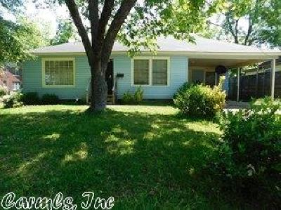 Pine Bluff Single Family Home For Sale: 1615 S Walnut