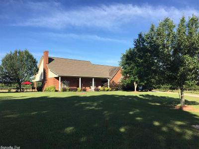 Delight Single Family Home For Sale: Mill Creek Road