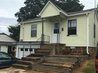 Morrilton Single Family Home Price Change: 607 E Miller Street