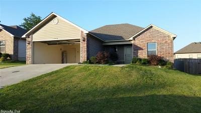 Benton Single Family Home Price Change: 1140 Meadows Drive