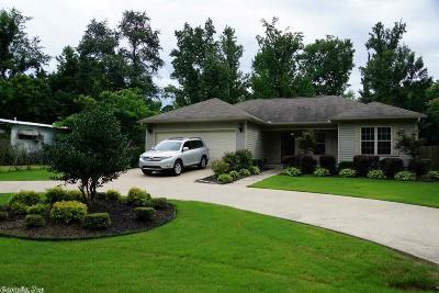 Little Rock Single Family Home For Sale: 10511 David O Dodd Road