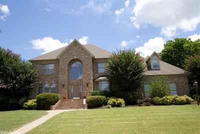 Conway Single Family Home Price Change: 840 Scherman Oaks Circle