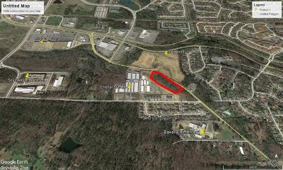 Little Rock Residential Lots & Land For Sale: Kanis Road