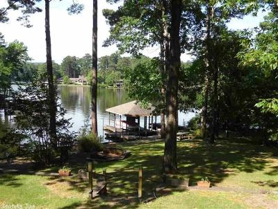 Garland County Single Family Home For Sale: 720 Northshore Drive