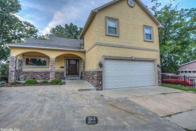Garland County Single Family Home For Sale: 137 Chambers Point