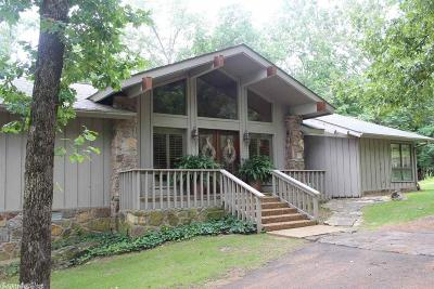 Heber Springs Single Family Home For Sale: 800 Fox Chase Road