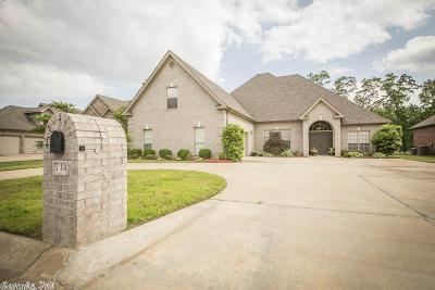 Maumelle Single Family Home Escape Clause: 114 Marseille Drive