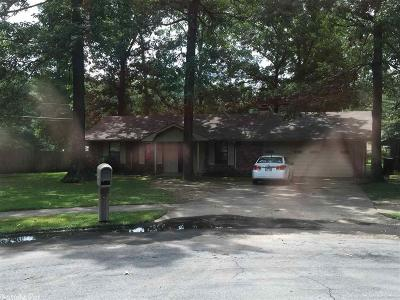 White Hall AR Single Family Home For Sale: $79,500