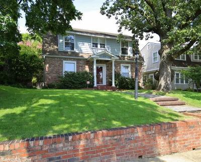 Single Family Home For Sale: 215 Ridgeway Drive