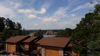 Garland County Condo/Townhouse For Sale: 203 Stearns Point #D5