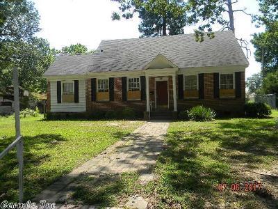 Pine Bluff Single Family Home Price Change: 1900 S Oak