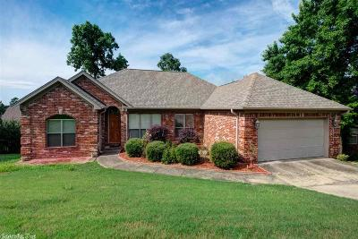 Little Rock Single Family Home For Sale: 14911 Lamplight Way