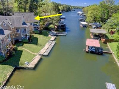 Garland County Single Family Home For Sale: 121 Chesapeake Cove