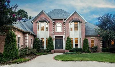 Little Rock Single Family Home For Sale: 46 Bretagne Circle