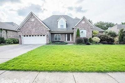 North Little Rock Single Family Home For Sale: 2901 Overbrook Circle