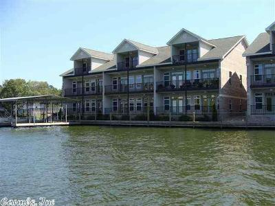 Garland County Condo/Townhouse For Sale: 532 Grandpoint Drive #C-5