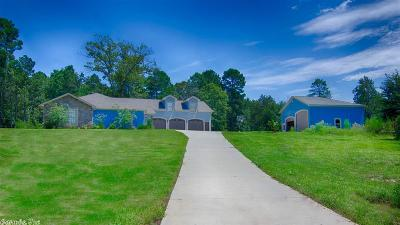 Alexander Single Family Home For Sale: 17208 Butler Road