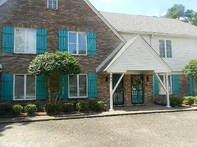 Pine Bluff Condo/Townhouse For Sale: 506 Greenbriar Drive