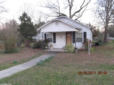 Wilmar AR Single Family Home For Sale: $29,000