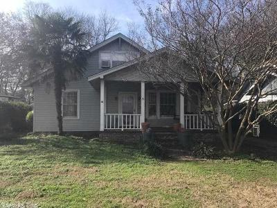 Lake Village Single Family Home For Sale: 1328 S Lakeshore Dr