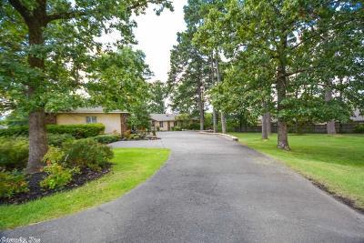 Little Rock Single Family Home Price Change: 5012 S Katillus Court