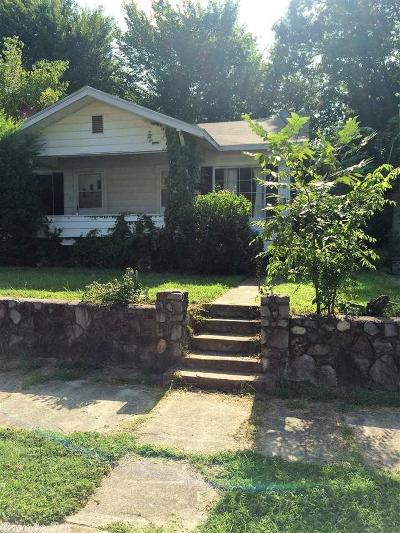 Garland County Single Family Home For Sale: 130 Pullman Ave.