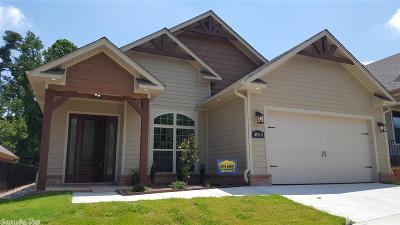 Bryant Single Family Home For Sale: 3812 Logan Ridge Drive