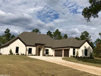 Little Rock Single Family Home For Sale: Lot 175 Gunnison