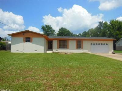 Hot Springs Single Family Home For Sale: 200 Mockingbird