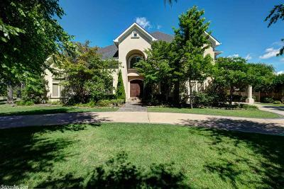 Little Rock Single Family Home For Sale: 84 Sologne