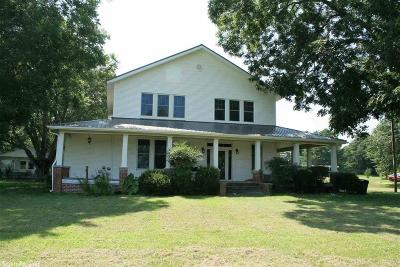 Beebe Single Family Home For Sale: 222 Highway 267 Spur