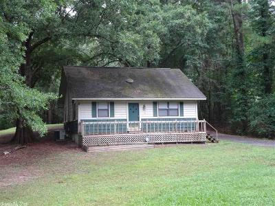 White Hall AR Single Family Home For Sale: $89,000