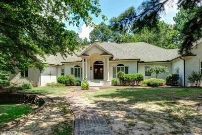 Little Rock Single Family Home For Sale: 11 Johnson Ranch Road