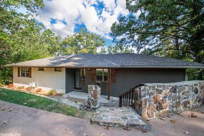 Little Rock Single Family Home Price Change: 5501 Scenic Drive