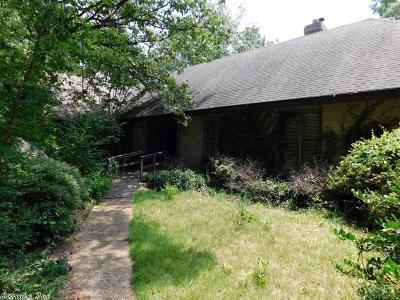 Little Rock Single Family Home For Sale: 12521 Ridgehaven Road