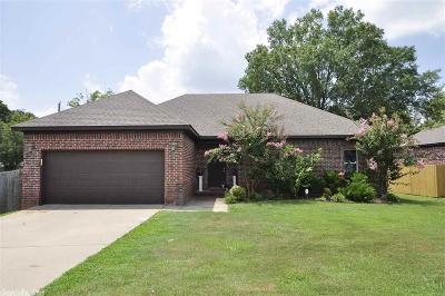 Bryant Single Family Home Take Backups: 2402 Richland Park