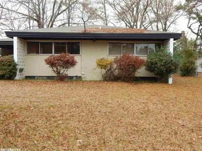 Arkadelphia Single Family Home For Sale: 1806 Sylvia