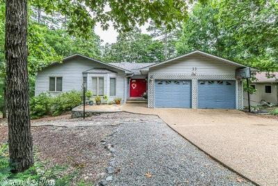 Hot Springs Village Single Family Home For Sale: 33 Certero Circle