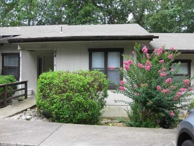 Hot Springs Village AR Condo/Townhouse For Sale: $59,900