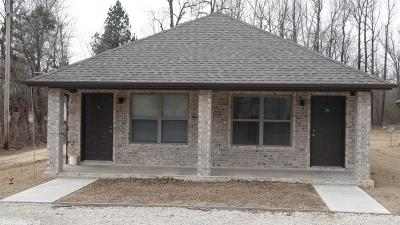 Paragould Multi Family Home For Sale: 1502-04-06 Reynolds Road