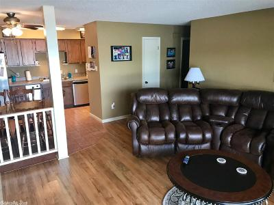 Garland County Condo/Townhouse For Sale: 1319 Airport #3F