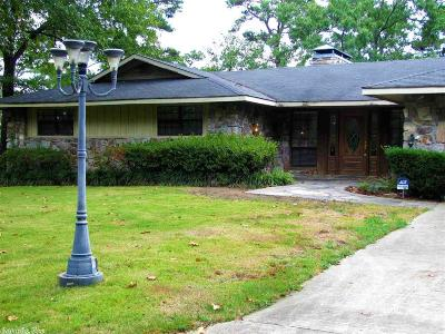 Hot Springs Single Family Home For Sale: 252 Overview Circle