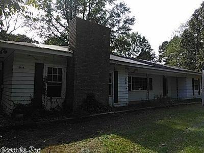 Pine Bluff Single Family Home Price Change: 2920 W 36th Avenue