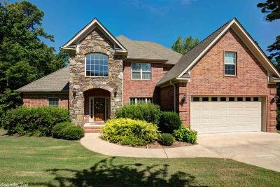 Little Rock Single Family Home For Sale: 25 Chenay Drive