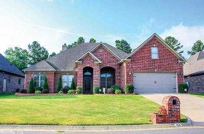 Maumelle Single Family Home For Sale: 104 Lucia Lane