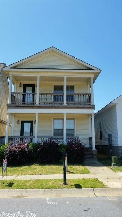 Maumelle Single Family Home For Sale: 123 Melville