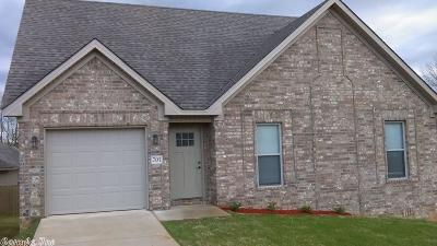 Bryant Single Family Home Price Change: 701 Mimosa