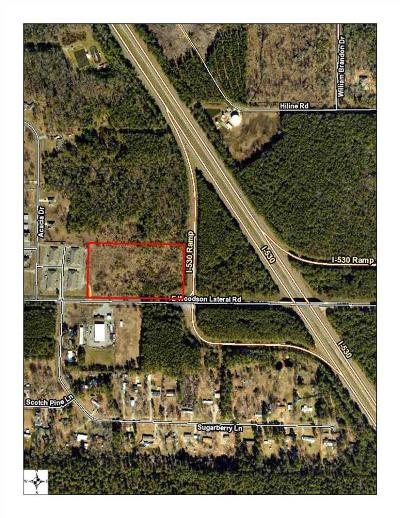 Saline County Residential Lots & Land For Sale: 3046 Woodson Lateral
